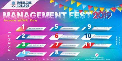 Mgmt Fest 2019
