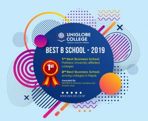 Best Business School 2019